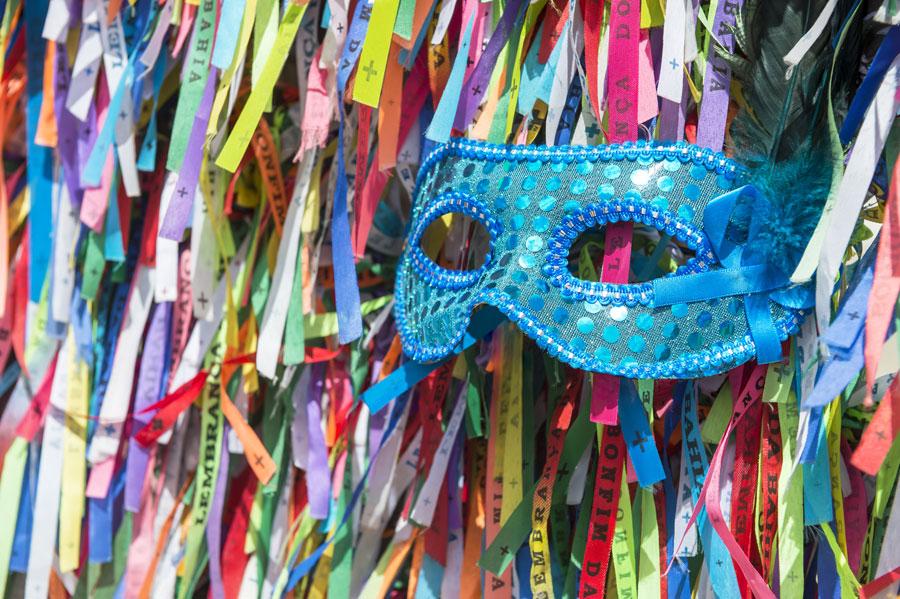 Brazilian mask